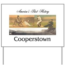 ABH Cooperstown Yard Sign