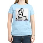 """Kill Windows"" Women's Light T-Shirt"