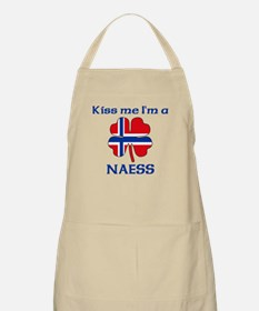 Naess Family BBQ Apron