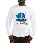 Aye, Mac Long Sleeve T-Shirt