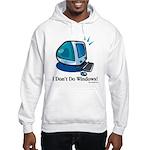 Aye, Mac Hooded Sweatshirt
