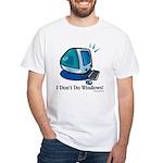 Aye, Mac White T-Shirt