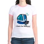Aye, Mac Jr. Ringer T-Shirt