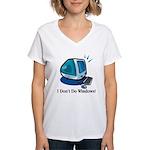 Aye, Mac Women's V-Neck T-Shirt