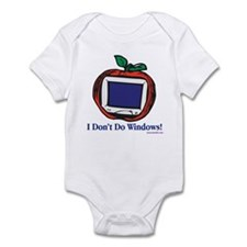 Apple Computer Infant Bodysuit