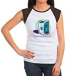 Gee Three Mac Women's Cap Sleeve T-Shirt