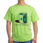 Gee Three Mac Green T-Shirt