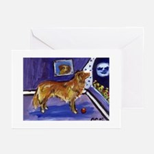 Nova Scotia Duck-Tolling Retriever Greeting Cards