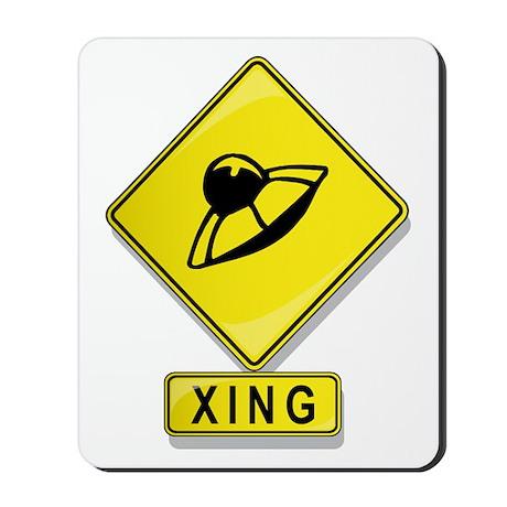 UFO XING Mousepad