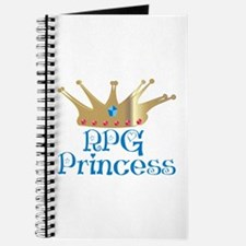 RPG Princess Journal