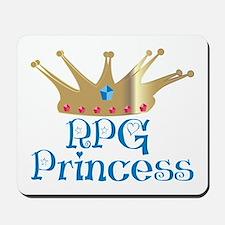 RPG Princess Mousepad