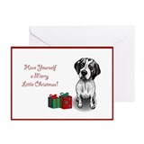 German shorthaired pointer Greeting Cards (10 Pack)