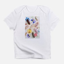 Eclairs with toppings Infant T-Shirt