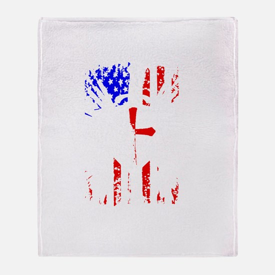 Cute Almighty Throw Blanket