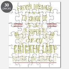 Cute Chicken Puzzle