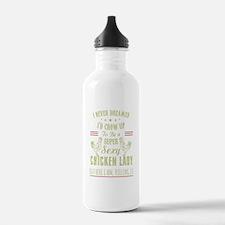 Cute Chicken Water Bottle