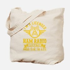 Cute Radio Tote Bag