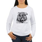 Grizzlys Growls Logo 14 Long Sleeve T-Shirt