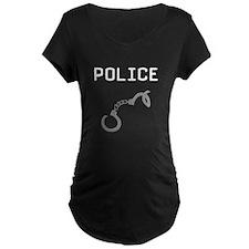 Police Handcuffs T-Shirt