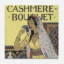 Cashemere Bouquet Tile Coaster