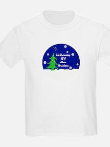 A Manx Christmas T-Shirt