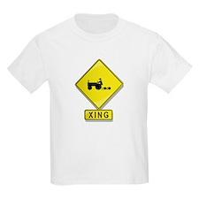 Tractor XING T-Shirt