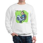 Usenet Junkie #3 Sweatshirt