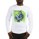 Usenet Junkie #3 Long Sleeve T-Shirt