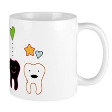cute teeth Mug