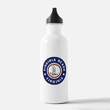 Virginia Beach Water Bottle