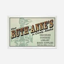 Ruth-Annes of Cicely, Alaska Magnets