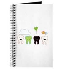 cute teeth Journal