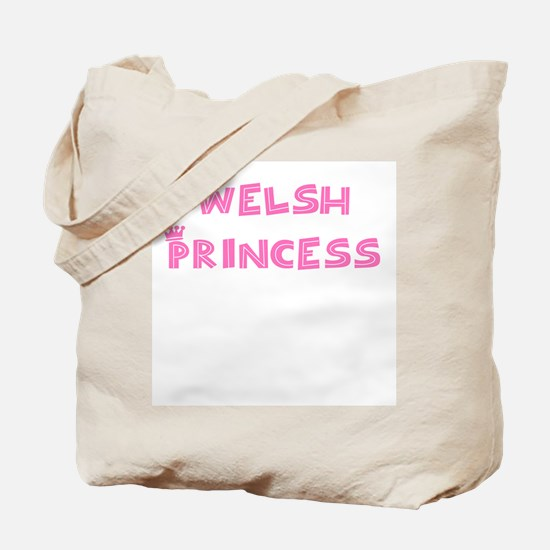 Welsh Tote Bag
