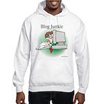 Blog Junkie #1 Hooded Sweatshirt