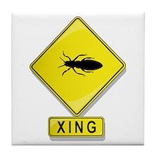 Termite XING Tile Coaster
