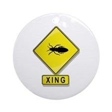 Termite XING Ornament (Round)