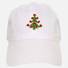 Meat Christmas Tree Baseball Baseball Cap