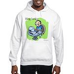Blog Junkie #3 Hooded Sweatshirt