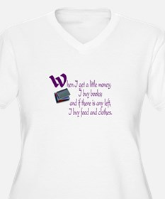 I Buy Books T-Shirt