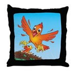 Becky's Throw Pillow