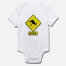 Tarbosaurus XING Infant Bodysuit