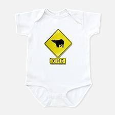 Tapir XING Infant Bodysuit