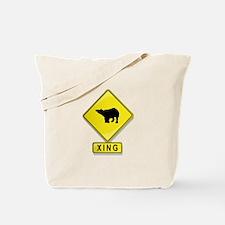 Tapir XING Tote Bag