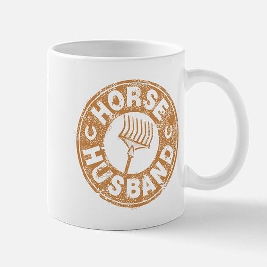 Horse Husband Mug