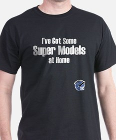 Super Models T-Shirt