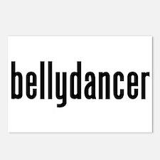 Bellydancer Postcards (Package of 8)