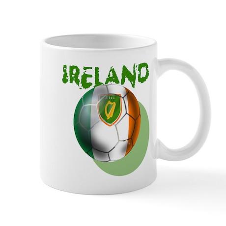 Ireland Eire Football Mug