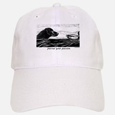 Pursue Your Passion Curly Coated Retriever Baseball Baseball Cap