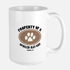 Rat-Cha dog Mugs