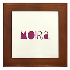 Moira Framed Tile